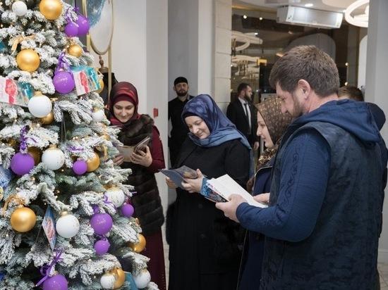 Десятки тысяч подарков раздаст фонд Кадырова в Алеппо и Дамаске
