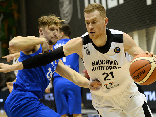 Нижегородские баскетболисты вышли в «Финал четырех» Кубка России