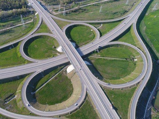 Сотни километров федеральных автодорог отремонтировали в СКФО