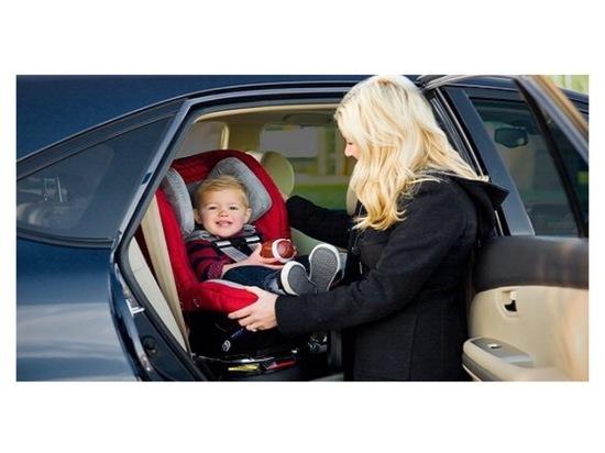 В Серпухове у водителей проверят наличие детских кресел в автомобилях