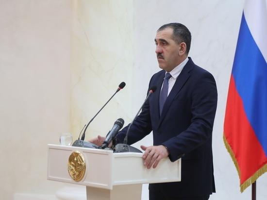 Евкуров отметил рост частных инвестиций в Ингушетии