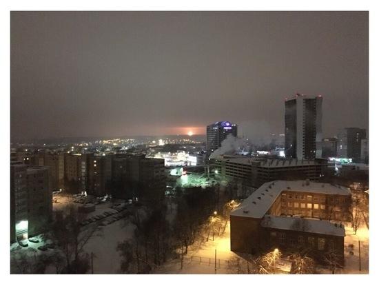 В Серпуховском районе никто не пострадал во время взрыва газопровода