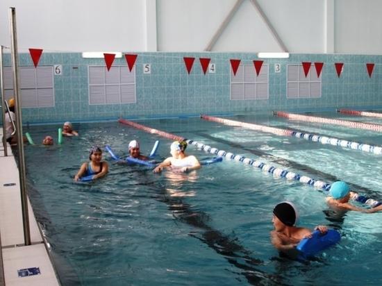 Бассейн Тувинского госуниверситета будет работать в январские выходные с 8 до 20 часов