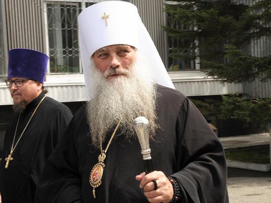Серапион освобожден от управления Бийской и Белокурихинской епархии