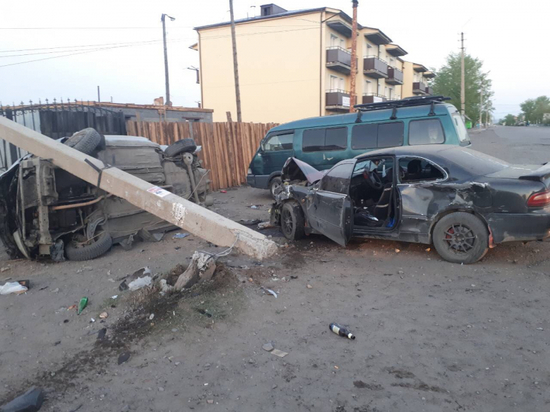 В Бурятии пьяного водителя-убийцу посадили на 4 года