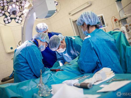 Кубанские хирурги первыми в России имплантировали пациенту устройство механической поддержки сердца