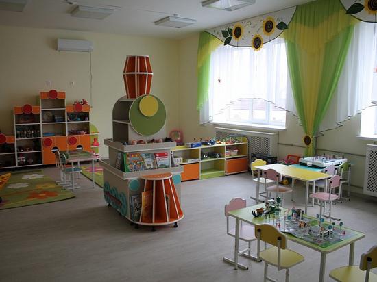 Новый детсад на 140 мест открыли в Брюховецкой