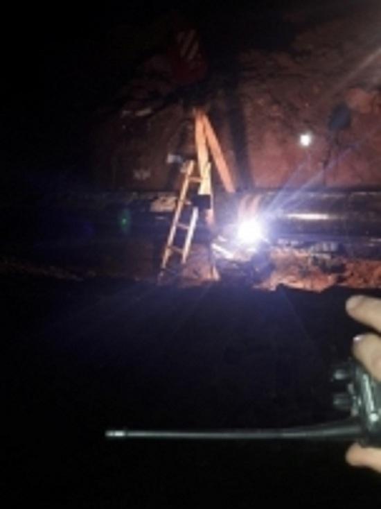 Начата подача газа в калужские районы, пострадавшие от взрыва на газопроводе