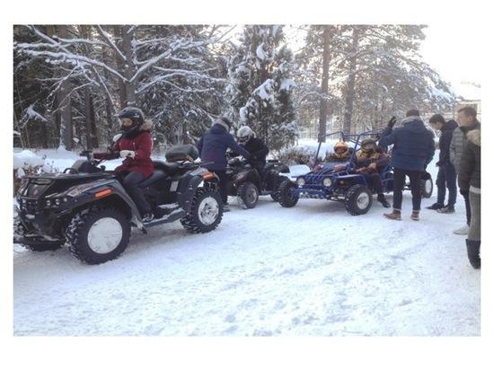 Школьники из Серпухова поучаствовали в туристическом выезде