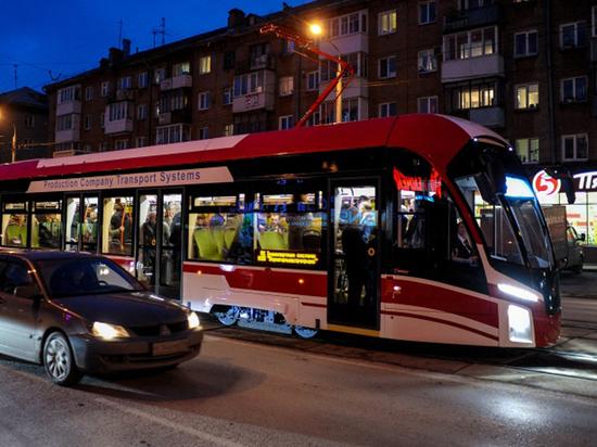 В Новогоднюю ночь общественный транспорт Перми работает без перерывов