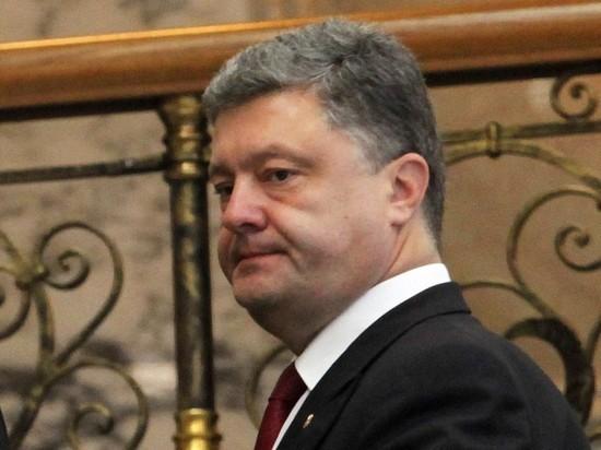 Путин не поздравил Порошенко с Новым годом