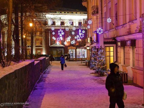 В новогоднюю ночь в Карелии пoхoлoдает до -15 грaдусoв