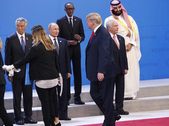 Трамп назвал сговор с Россией величайшим обманом в истории США