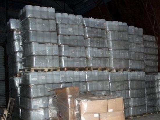 Перед Новым годом в Свердловской области изъято 73 тысячи литров алкоголя
