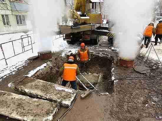 В Екатеринбурге в 44 домах были снижены параметры теплоснабжения