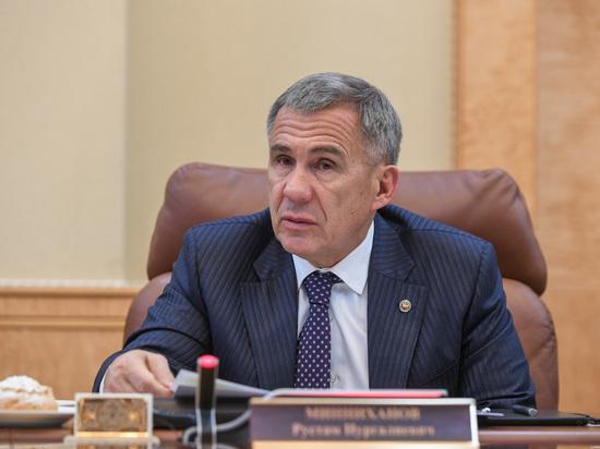 Рустам Минниханов выразил соболезнования главе Челябинской области