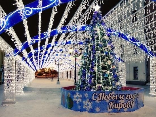 В Кирове можно покататься на трех бесплатных катках