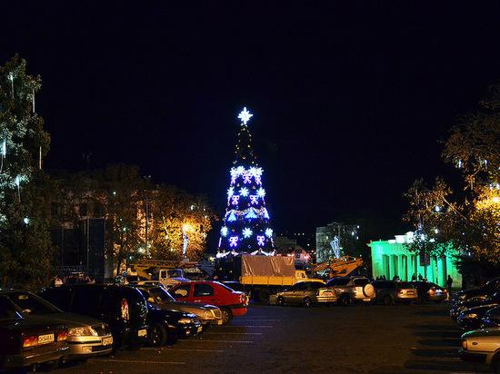 На новогодних каникулах севастопольцев ожидает более 200 развлечений