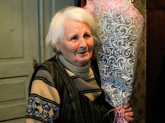 Без пяти 100: Вера Пояркова желает крымчанам дожить до ее лет