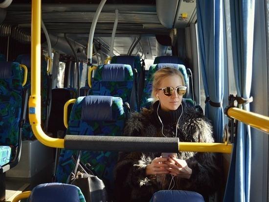 Новогоднее расписание для общественного транспорта будет действовать в Барнауле
