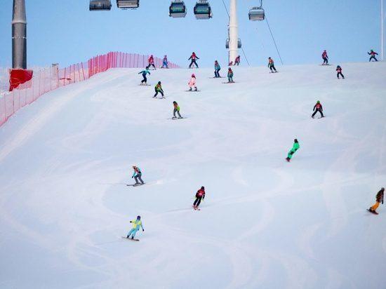 Центр зимних видов спорта подвел итоги 2018 года