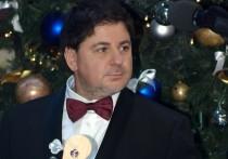 Цекало на Новый год уехал в Рим с высокой брюнеткой