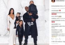 Ким Кардашьян готовится стать матерью в четвертый раз