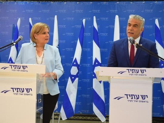 Выборы в Израиле: Генерал Орна Барбиваи присоединилась к