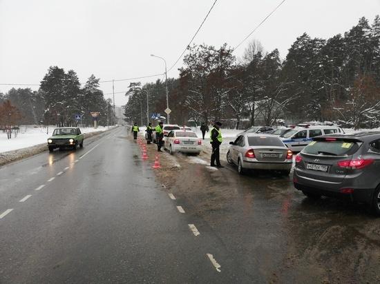 Водители Серпухова легкомысленно относятся к вопросу безопасности перевозки детей