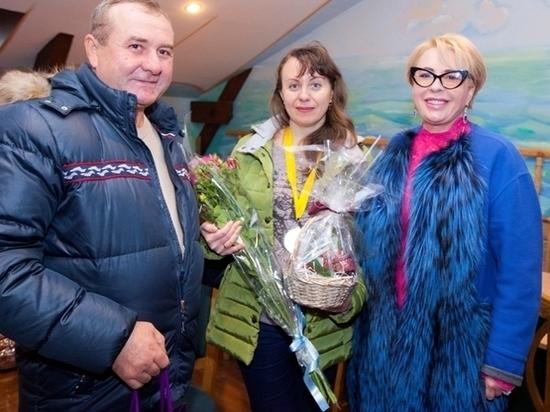 Повезло гостям из Краснодара в Массандровском подвале