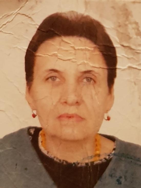 В Астрахани под Новый год пропала пенсионерка
