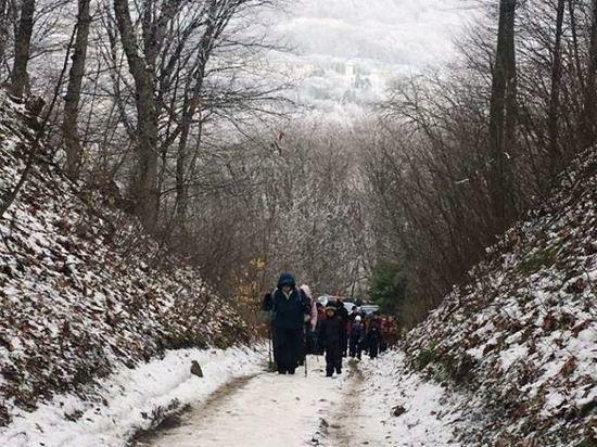 Жители Пятигорска взойдут на Бештау в поддержку ЗОЖ