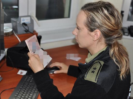 В декабре 2018 польские пограничники задержали 18 калининградцев