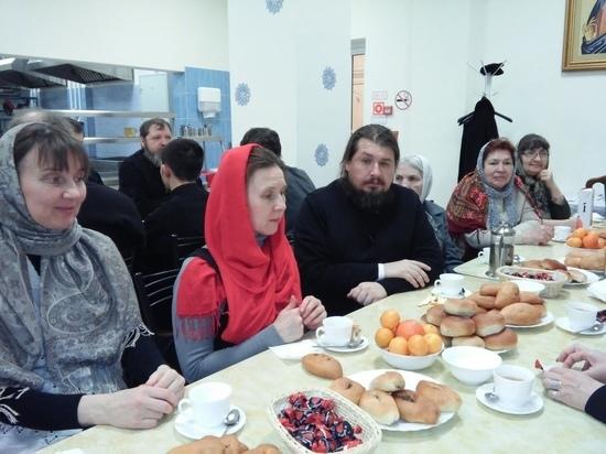 В новогоднюю ночь в Саранске молились о пьющих