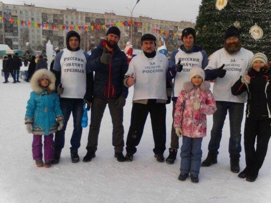 Новокузнецким трезвенникам запретили новогоднюю пробежку