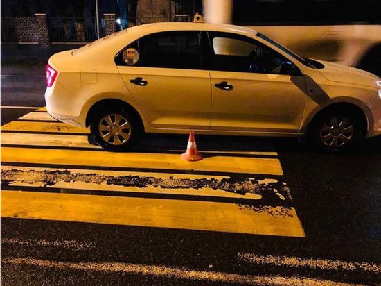В Калининграде автомобиль сбил 79-летнюю женщину