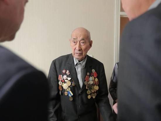 В Улан-Удэ военному разведчику исполнилось 100 лет