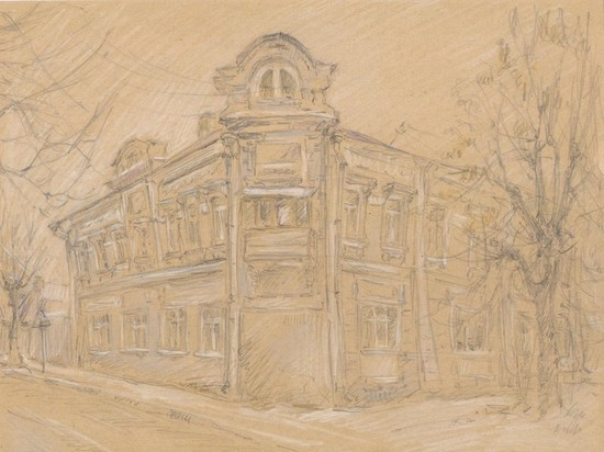 В Серпухове есть дом, в котором рождалась революция