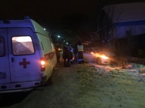 В столкновении двух  автомобилей в Кинешме пострадал один человек