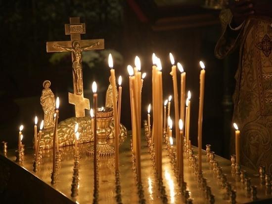 В свердловских храмах пройдут заупокойные богослужения по жертвам трагедии в Магнитогорске