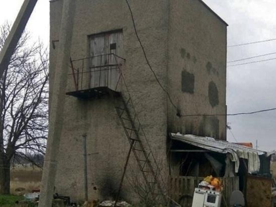 Пожар в Крыму: один погиб, другой выжил