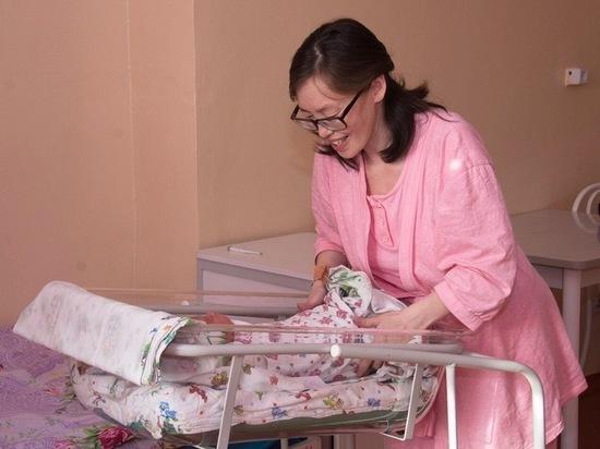 С 30 декабря по 2 января в Туве родилось 169 малышей – минздрав
