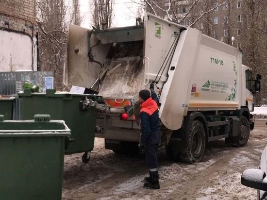 Более 6000 тонн мусора вывезено Регоператором за праздники