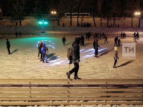 В парках Казани сыграют в футбол в валенках