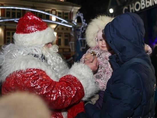 В новогодних мероприятиях в Мордовии приняли участие 67 тысяч человек