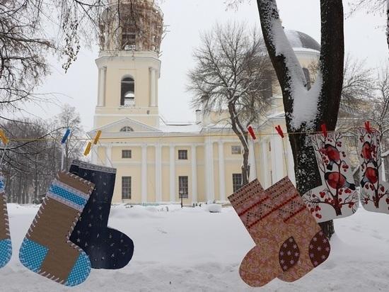 Праздник русского валенка впервые отметили в Калуге