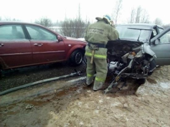 Крупная авария в Вичугском районе, есть пострадавшие