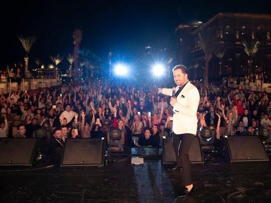 Гала-концерт в Абу-Даби: российские звезды поделились планами на новый год
