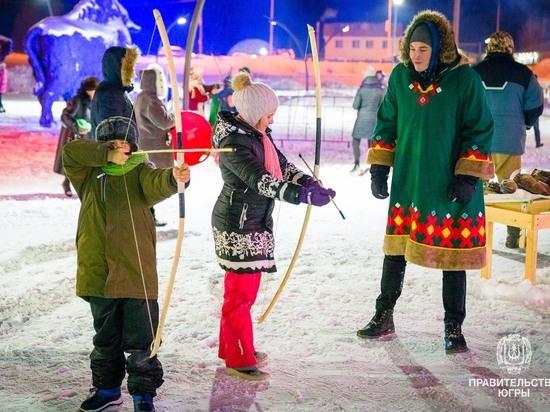 «ЧУМовая улица» будет радовать гостей Ханты-Мансийска до 7 января