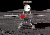 Уникальные кадры с обратной стороны Луны прислал на Землю китайский космический аппарат «Чанъэ-4»